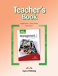 Management I. Teacher's Book. Книга для учителя