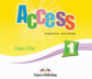 Access 1. Class Audio CDs. (set of 3). Beginner. (International). Аудио CD для работы в классе