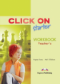 Click On starter. Workbook. (Teacher's - overprinted). Beginner. КДУ к рабочей тетради