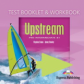 Upstream. B1. Pre-Intermediate. Test Booklet & Workbook Audio CD. CD к сбор. упражн. и р/т