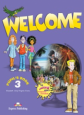 Welcome 3. Pupil's Book. (the welcome weekly magazine included). Beginner. Учебник