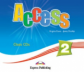 Access 2. Class Audio CDs. (set of 4). Elementary. (International). Аудио CD для работы в классе